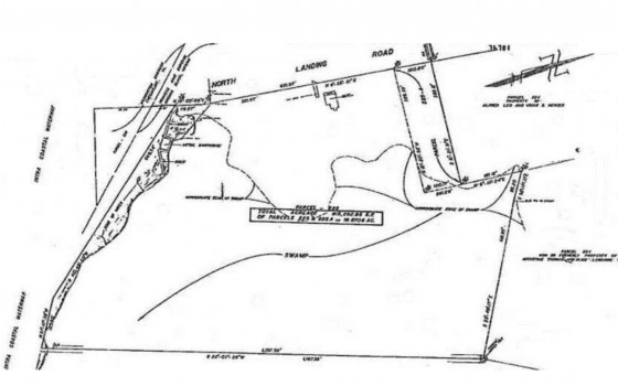 23 acres on the VA Intercostal perfect Marina