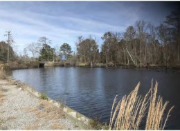 23 acres on the VA Intercostal perfect Marina
